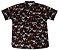Camisa Galinhas Preta - Imagem 1