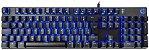 TECLADO MECÂNICO HP USB PRETO GK400F - Imagem 1