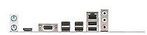 PLACA-MÃE AFOX A320 AM4 M.2 DDR4 A320-MA-V2 - Imagem 3