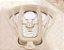 Cadeira de Balanço Automática com Bluetooth Techno Bege - Mastela - Imagem 3