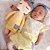 Roupa Infantil Metoo Amarela - Imagem 2