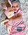 Roupa Infantil Metoo Rosa - Imagem 2