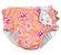 Fraldinha calcinha de banho Iplay Hibiscos Rosa - Imagem 1