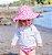 Chapéu de Banho com proteção Iplay Melancia - Imagem 3