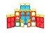 Blocos Magnéticos Castelo 56 peças - Magforma - Imagem 1