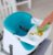 Cadeira de Alimentação 2-em-1 Azul - Ingenuity - Imagem 2