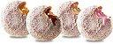 DONUT de Chocolate 70g cada (6 UNIDADES) - Imagem 2