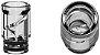 Drip Tip 510 eGo AIO Espiral Anti Spit back - Joyetech - Imagem 2