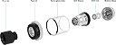 Kit Tarot Nano 80W TC 2500mAh|Atomizador Veco|  - Vaporesso  - Imagem 5