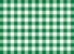 Toalha perolada 80x80 Xadrez Verde 100 unids - Imagem 1