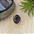 Anel dourado com cristal safira azul  (17) - Imagem 2