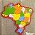 Mapa do Brasil - Imagem 1