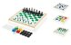 Jogo 4 em 1 -  Xadrez, Ludo, Damas e Trilha. - Imagem 5