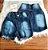 Shorts Ziane Jeans - Imagem 1