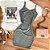 Vestido Alça Gray - Imagem 1