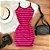 Vestido Alça Pink Fever - Imagem 1