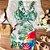 Vestido Floresta Tropical - Imagem 1