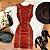 Vestido Marina Canelado - Imagem 1