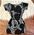 Vestido Mickey Infantil - Imagem 1
