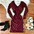 Vestido Onça Canelado - Imagem 1