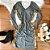 Vestido Onça Canelado (Diversas Cores) - Imagem 2
