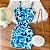 Vestido Reto Tie Dye Azul - Imagem 1