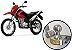 Engate Reboque Rabicho Honda Brós 125cc (todos os modelos). - Imagem 1