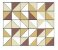 Adesivo de Parede Vinílico Triangular 9 100x60cm - Imagem 2
