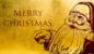 PLACA NATAL15 MERY CHRISTMAS 20x30cm - Imagem 1
