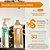 Multiuso Concentrado 1 Litro - Natural, Biodegradável e Hipoalergênico - Garoa - Imagem 4