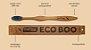 Escova de Dentes de Bambu Adulto - Oral Clear - Imagem 2