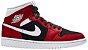 Tênis Nike Air Jordan 1 Mid - Gym Red Black - Imagem 1