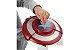 Escudo Capitão América Guerra Civil com Lançador de dardos Nerf - Hasbro - Imagem 2