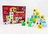 Cubos Encaixáveis Números e Quantidades - Xalingo - Imagem 2