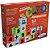 Cubos Encaixáveis Números e Quantidades - Xalingo - Imagem 1