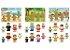 Troca Roupas da Familia Urso Madeira - Brincadeira de Criança - Imagem 2