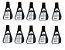 Tinta Preta Trodat 7011 28ml - Caixa com 10 unidades - Imagem 1