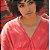kimono Bandage vermelho algodão - Imagem 6