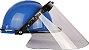 Suporte Universal Para Acoplar ao Capacete de Segurança Libus - Imagem 3