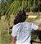 Camiseta Branca Laranja - Imagem 3