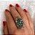 Anel Prata Pedra Abalone - Imagem 4
