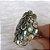 Anel Prata Pedra Abalone - Imagem 2