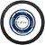 "BF Goodrich | Diagonais Faixa Branca de 3 7/8"" | 710-15 (PAR) - Imagem 3"