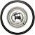 "BF Goodrich | 3 1/2 "" Diagonais de Faixa Branca | 600-16 (PAR) - Imagem 2"