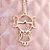 Mala e Bolsa Maternidade Matelassê Rose - Baby Bless - Imagem 4