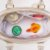 Bolsa Maternidade e Frasqueira Térmica Siena Marinho - Just Baby - Imagem 7