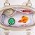 Mochila Maternidade e Frasqueira Térmica Siena Marinho - Just Baby - Imagem 8