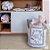Saco Organizador p/ Bebê Pequeno Buquê - Coração de Mãe - Imagem 2