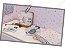 Toalha de Banho com Capuz Casinha Rosê - Coração de Mãe - Imagem 3