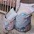 Saco Organizador p/ Bebê Pequeno Casinha Rosê - Coração de Mãe - Imagem 2